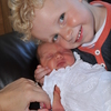 Meeting your new baby sister for the first time xxx